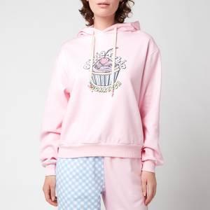 Olivia Rubin Women's Laurel 'Sugar High' Hoodie - Pink