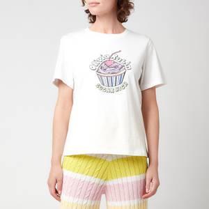 Olivia Rubin Women's Mindy 'Sugar High' T-Shirt - White