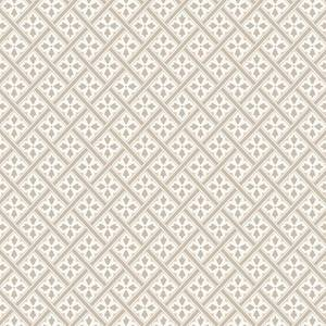 Laura Ashley Mr Jones Dove Grey Wallpaper