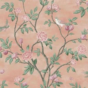 Laura Ashley Eglantine Blush Wallpaper