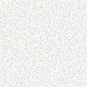 Laura Ashley Little Vines Paintable White Wallpaper