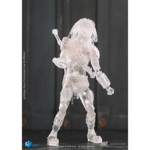 HIYA Toys Alien Vs. Predator : Requiem Invisible Wolf Predator Mini-figurine exquise échelle 1/18