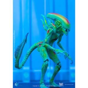 HIYA Toys Alien Vs. Predator Vision Thermale Alien Warrior Mini-figurine exquise échelle 1/18