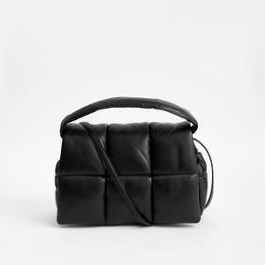 Stand Studio Women's Wanda Faux Leather Clutch Bag - Black