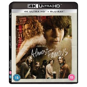 Almost Famous - 20th Anniversary 4K Ultra HD