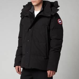 Canada Goose Men's Wyndham Parka - Black