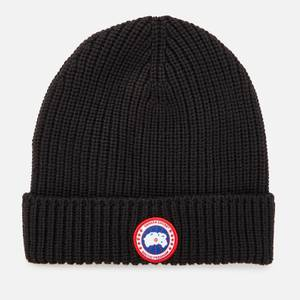 Canada Goose Men's Arctic Beanie - Black