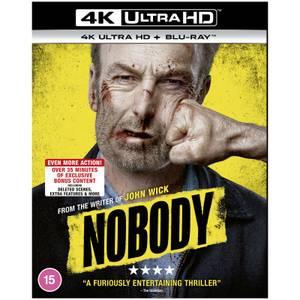Nobody - 4K Ultra HD