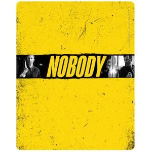 Nobody - 4K Ultra HD Zavvi Exclusive Steelbook (Includes Blu-ray)