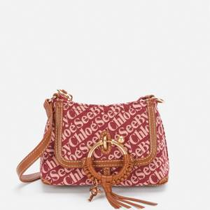 See by Chloé Women's Joan Recycled Cross Body Bag - Red
