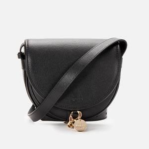 See by Chloé Women's Mara Small Saddle Bag - Black