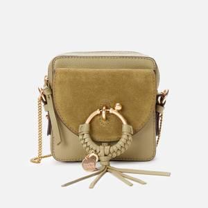 See by Chloé Women's Joan Mini Cross Body Bag - Aloe Green