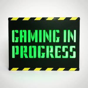 Gaming In Progress A5 Lightbox