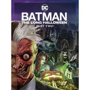 Batman: The Long Halloween Part 2 - Steelbook Édition Limitée