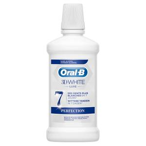 Oral-B 3D White Luxe Perfection Mondwater 500 ml
