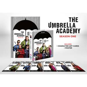 The Umbrella Academy: The Complete First Season