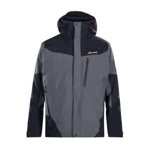 Men's Arran 3In1 Jacket - Dark Grey/Black