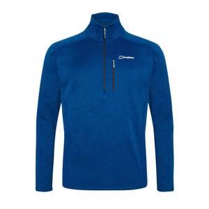 Men's Spitzer Half Zip Fleece - Blue