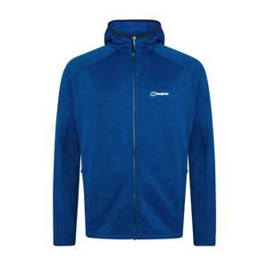 Men's Spitzer Hooded Interactive Fleece Jacket - Blue