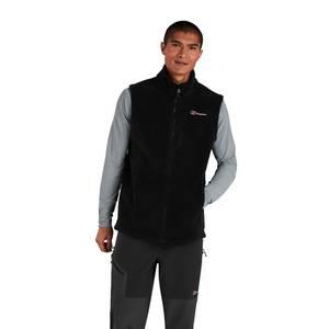 Men's Prism Polartec Interactive Fleece Vest - Black