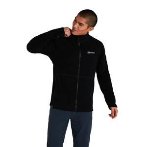 Men's Prism Micro Polartec Interactive Fleece Jacket - Black