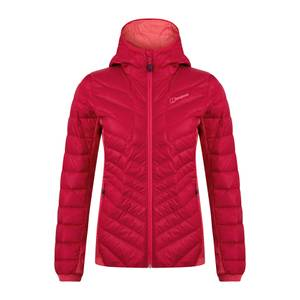 Women's Tephra Stretch Reflect Down Insulated Jacket - Red