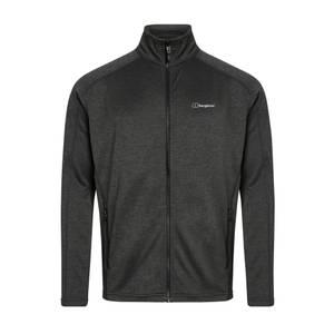 Men's Spitzer Fleece Jacket - Black