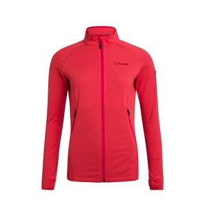 Women's Pravitale Mountain Light Jacket - Red