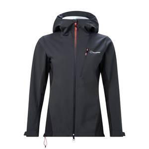 Women's Taboche Windproof Softshell Jacket - Blue