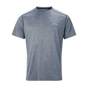 Men's Explorer Short Sleeve Baselayer - Dark Grey