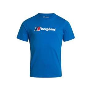 Men's Berghaus Large Logo T-Shirt - Blue