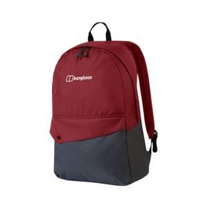 Berghaus Brand Bag 25 - Dark Red / Dark Grey