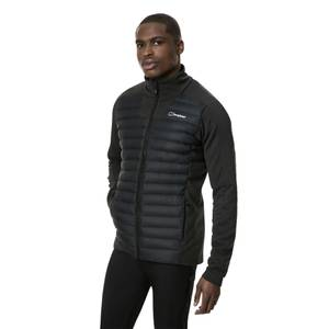 Men's Hottar Hybrid Insulated Jacket - Black