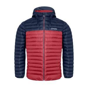 Men's Vaskye Insulated Jacket - Red / Blue
