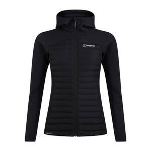 Women's Nula Hybrid Insulated Jacket - Black