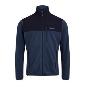 Men's Kyberg Polartec Fleece Jacket - Blue