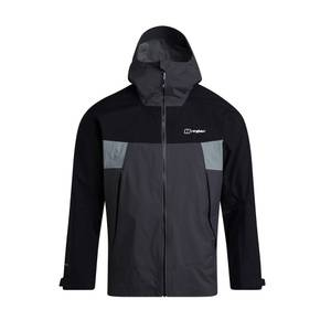 Men's Sky Hiker Waterproof Jacket - Black / Grey