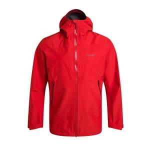 Men's Paclite Peak Waterproof Jacket - Red