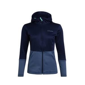 Women's Motionik Fleece Jacket - Blue