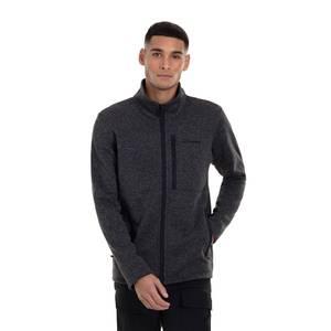 Men's Vallen Interactive Fleece Jacket - Black