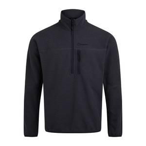 Men's Stainton 2.0 Half Zip Fleece - Black