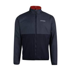 Men's Torrak Reversible Softshell Jacket - Red/Blue