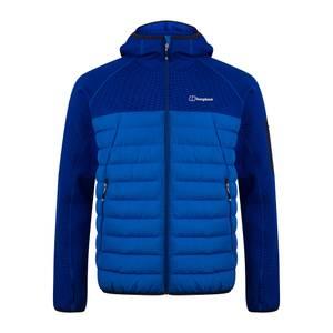 Men's Pravitale Hybrid Insulated Jacket - Blue