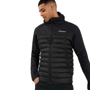 Men's Pravitale Hybrid Insulated Jacket - Black / Grey
