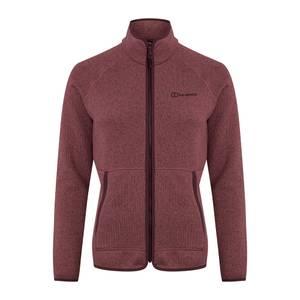 Women's Salair Fleece Jacket - Purple