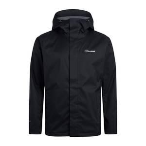 Men's Oakshaw Waterproof Jacket - Black