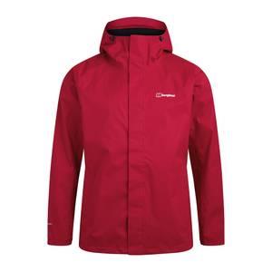 Men's Oakshaw Waterproof Jacket - Red