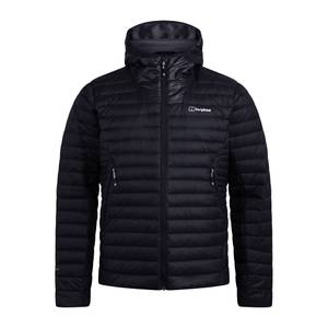 Men's Finnan 2.0 Reflect Down Jacket - Black