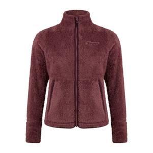 Women's Somoni Fleece Jacket - Purple
