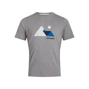 Men's Mountain Valley T-Shirt - Dark Grey